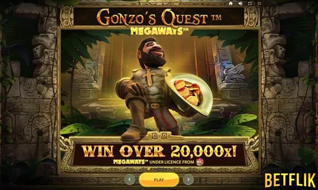 BETFLIK.ME | Gonzo Quest